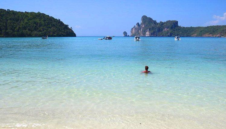 Phi Phi Islands Beaches Loh Dalum Tonsai Bay Long Beach: Phi Phi • Hello Islands