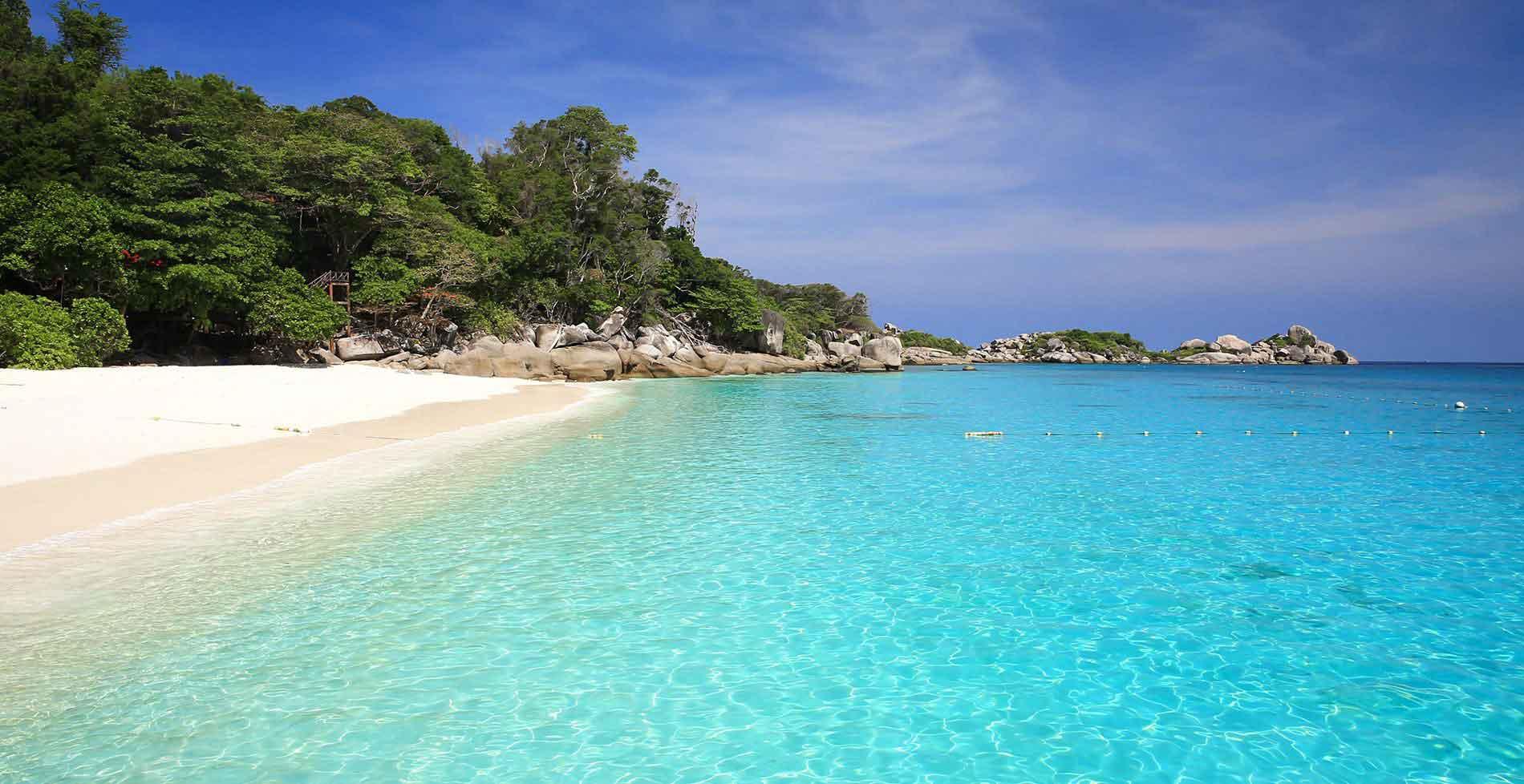 WINDOW on Phuket: Koh Lipe An Island Beach Paradise in